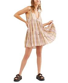 Free People Freebird Mini Dress