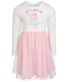 Peppa Pig Little Girls Let's Dance Dress