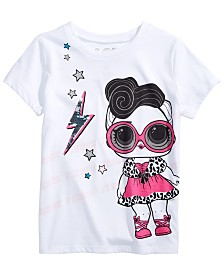 LOL Surprise! Big Girls Dollface Fierce T-Shirt