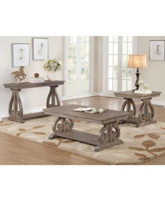 Huron Sofa Table