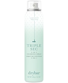 Drybar Triple Sec 3-In-1 Finishing Spray - Lush Scent, 4.2-oz.