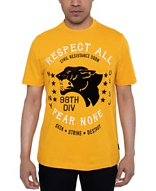 Sean John Men's Respect All Graphic T-Shirt