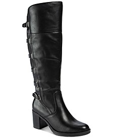 Gyllian Wide Calf Boots