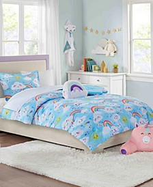 Sunny Days Full/Queen 3-Pc. Comforter Set