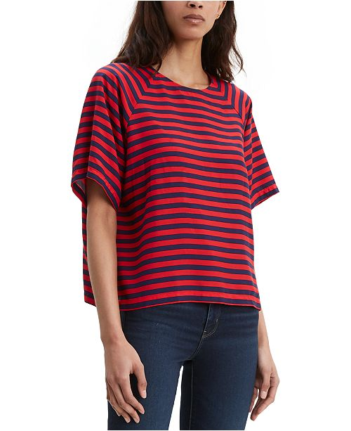Levi's Women's Miranda Striped Top