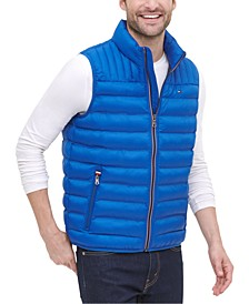 Men's Quilted Vest, Created for Macy's