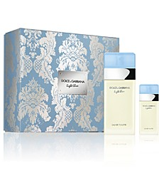 DOLCE&GABBANA 2-Pc. Light Blue Gift Set