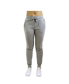 Slim Fit Fleece Jogger Sweatpants