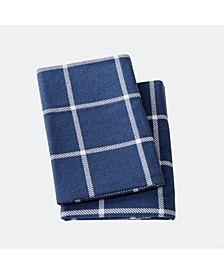 Great Bay Home Extra Soft Solid Pillowcase Set of 2