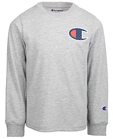 Toddler Boys Logo-Print T-Shirt