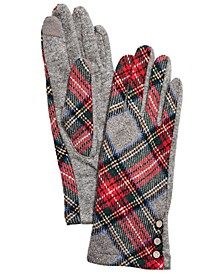 Novelty 3-Button Gloves