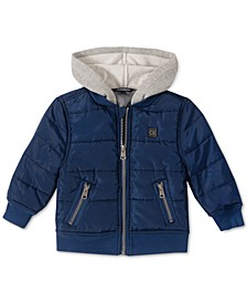 Baby Boys Layered-Look Jacket