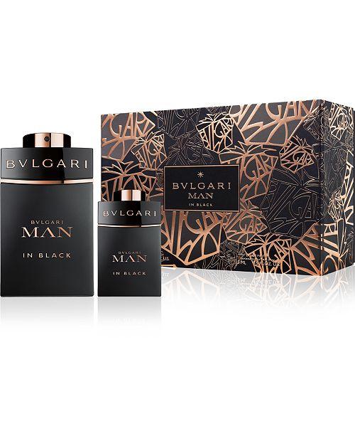 BVLGARI Men's 2-Pc. Man In Black Eau de Parfum Gift Set