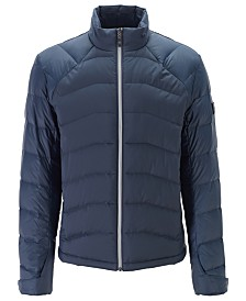 BOSS Men's J_Sarito Link² Water-Repellent Quilted Down Jacket