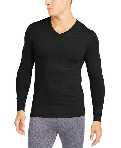 32 Degrees Men's Base Layer V-Neck Shirt