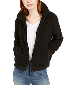 Juniors' Sherpa Jacket