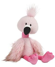 Baby Girls Toothpick Flamingo Plush
