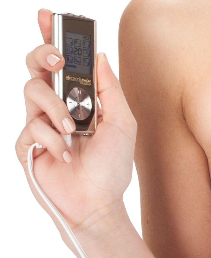 Daiwa Felicity US Jaclean Electronic Pulse Massager Cordless TENS Unit & Reviews - Wellness  - Bed & Bath - Macy's