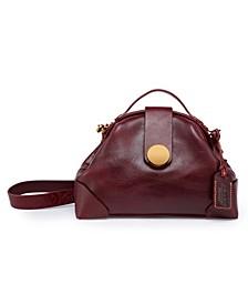 Gypsy Soul Leather Crossbody Bag