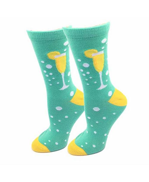 Sock Harbor Mimosa Socks