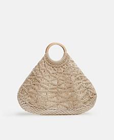 Mango Jute Handbag