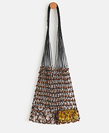 Net Wood Bag