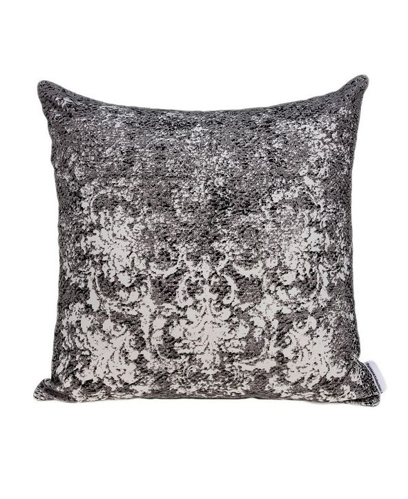 Parkland Collection Roma Transitional Multicolor Pillow Cover with Polyester Insert
