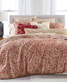 Brianna King 3-Pc. Comforter Set
