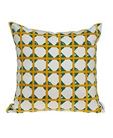 Gola Contemporary Multicolor Pillow Cover