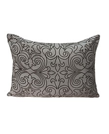 Parkland Collection Senza Transitional Champagne Pillow Cover With Poly Insert