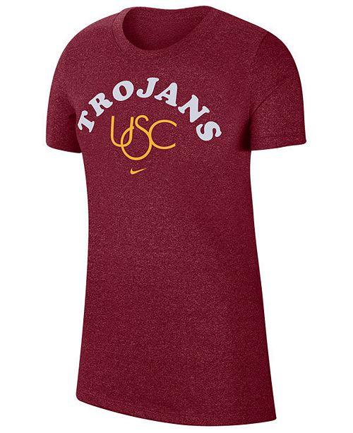 Nike Women's USC Trojans Marled T-Shirt