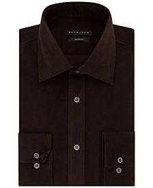 Men's Classic/Regular Fit Solid Dress Shirt