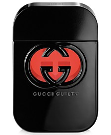 Guilty Black Eau de Toilette, 2.5 oz