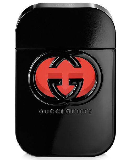 34d7b84da Gucci Guilty Black Eau de Toilette Fragrance Collection for Women ...