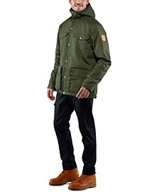 Men's Greenland Water-Resistant Hooded Jacket