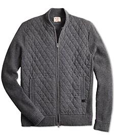 Men's Bomber Sweater