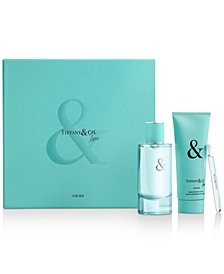 Tiffany & Love Eau de Parfum for Her 3-Pc. Gift Set