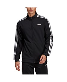 Adidas Men's Essentials Slim Fit 3-Stripe Woven Track Jacket
