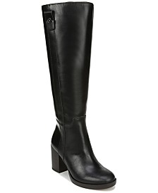 Franco Sarto Kendra Wide Calf Boots