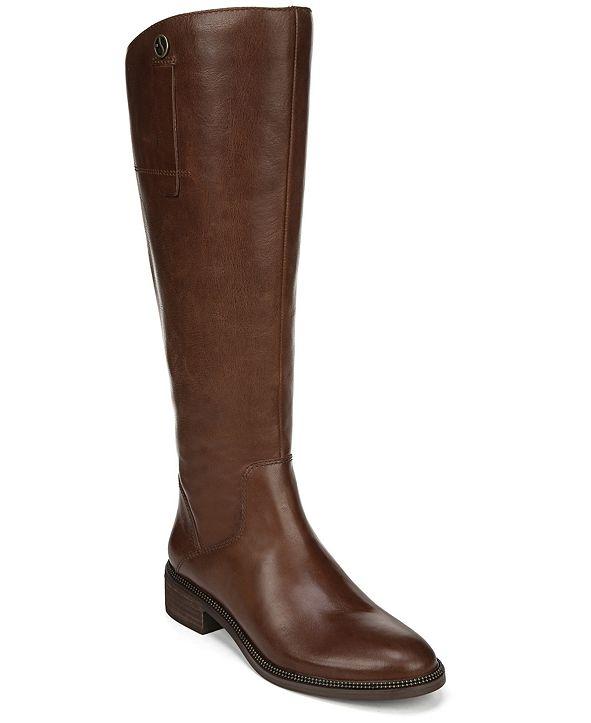 Franco Sarto Becky Wide Calf High Shaft Boots