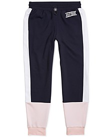 Women's Joggers With Internal Pull-Up Loops