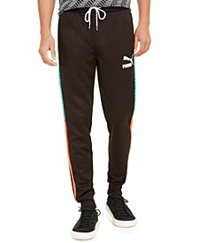 Men's Colorblocked T7 Track Pants