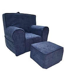 My Own Chair and Ottoman Set