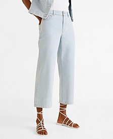 Jeans Flare Wideleg