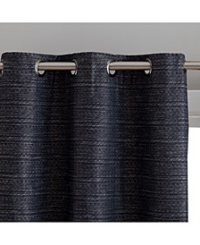 Obscura by Townsville 100% Blackout Grommet Curtain Panels - 37 W x 96 L - Set of 2
