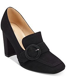 Garlan Snip-Toe Tailored Pumps