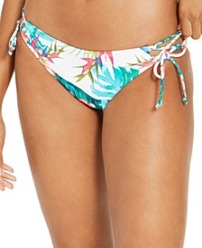 Hot Tropics Kylie Strappy Tie-Side Bottoms, Created for Macy's