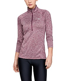Women's UA Tech™ Half-Zip Top