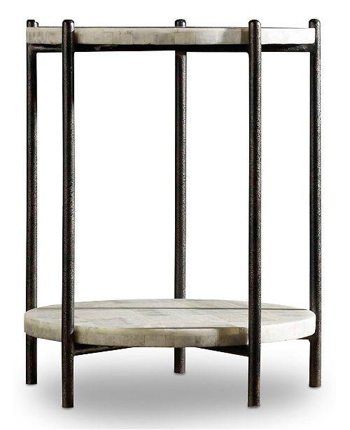 Hooker Furniture Melange Blythe Round Accent Table
