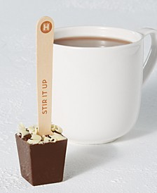 Dark Chocolate Hot Cocoa Dunking Spoon